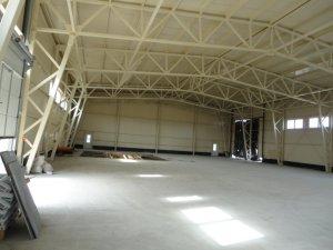 склады, ангары, металлоконструкции