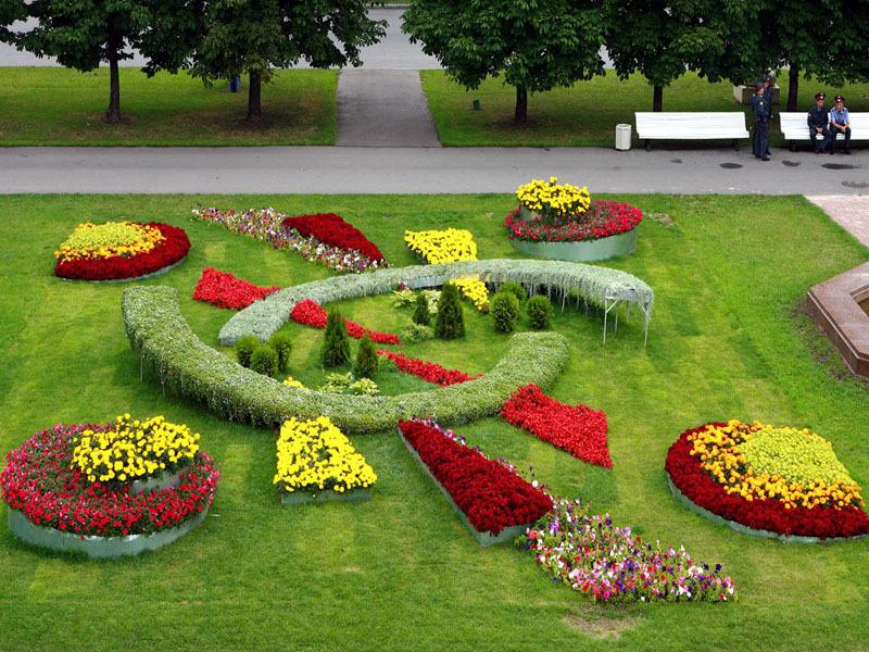 Садовый ландшафтный дизайн только